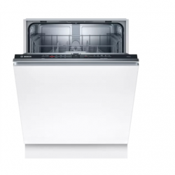 Bosch Serie 2 Dishwasher SGV2ITX22E Built-in, Width 60 cm, Number of place settings 12, Number of programs 4, Energy efficiency class E, Display, AquaStop function, White