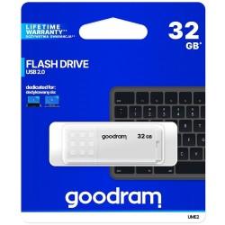 Atmintukas Goodram UME2 32GB baltas