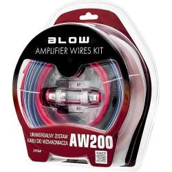 Instaliacinis komplektas automobilių audio sistemoms AW200