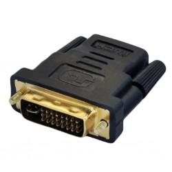 Perėjimas Akyga DVI-M / HDMI-F