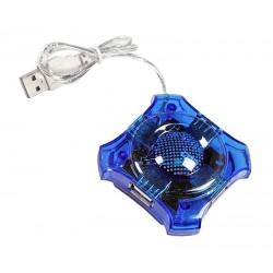 ESPERANZA EA150B STAR - Šakotuvas 4 jungtys USB2.0