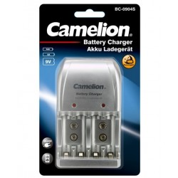 Camelion battery charger BC-0904S