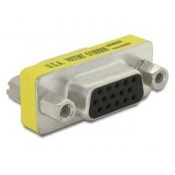 Delock Adapteris VGA lizdas / lizdas
