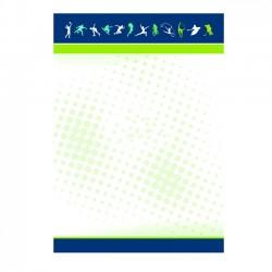 Diplomų popierius A4 170gr. 25 lapai (Mistrzostwa)