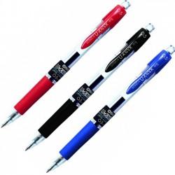 Rašiklis gelinis automatinis U-KNOCK mėlynas