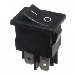 Klavišinis jungiklis H8550VB01 10A/250VAC ON-OFF