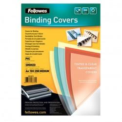 Įrišimo viršeliai Fellowes, A4, 200 mic