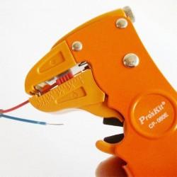 Izoliacijos nuėmimo replės (0.2-4mm) CP-080E