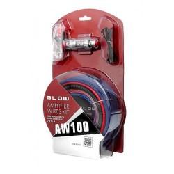 Instaliacinis komplektas automobilių audio sistemoms AW100