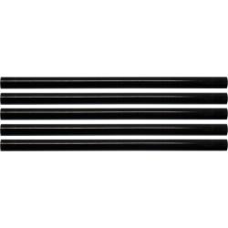 Klijų lazdelės diametras 11mm juodos