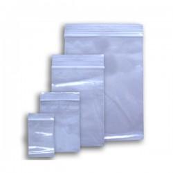 Plastikiniai maišeliai 40 x 60 mm., 100 vnt.