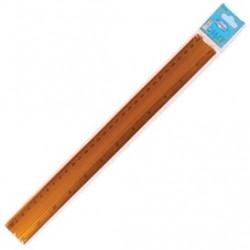 Metalinė liniuotė Centum 30 cm.