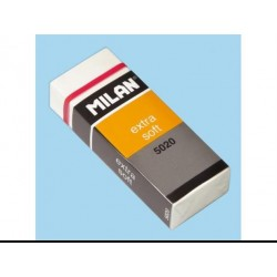 Trintukas Milan CPM5020, nepaliekantis šiukšlių, ypač minkštas, 6,1x2,3x1,2 cm