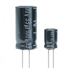 Elektrolitinis kondensatorius 1.0uF 250V 105° 6X12mm