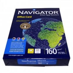 Popierius NAVIGATOR OFFICE CARD, 160 g/m2