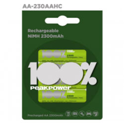 Peak Power akumuliatorius HR6/AA Ni-Mh 2300mAh
