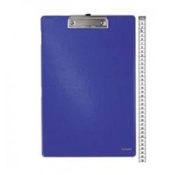 Pagrindas rašymui be atvartu Esselte A4, mėlynas