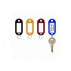 Plastikiniai raktų pakabukai