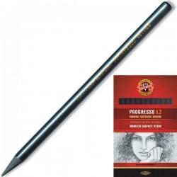 Pieštukas grafitinis Progresso 8911-8B, KOH-I-NOOR