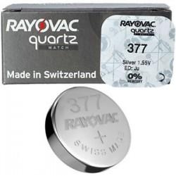 Baterija 377(SR66, SR626SW) 1.55V  Rayovac