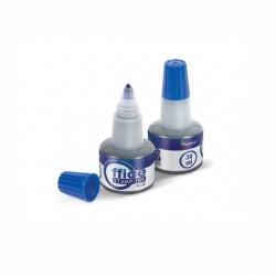 Tušas antspaudams FORPUS mėlynas 30 ml.