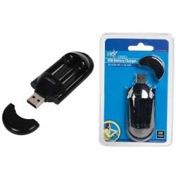 USB krautuvas 2xAAA,AA NICD,NIMH