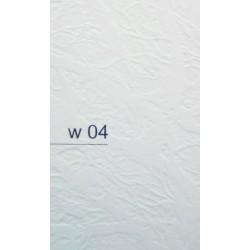 """Tekstūrinis kartonas W04 """"Tapetai"""" A4, 246 g/m2, baltos spalvos,"""